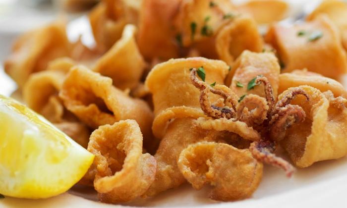 Saffron's Restaurant - Corydon: C$16 for C$30 Worth of Dinner for Two at Saffron's Restaurant