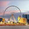 Stay at Aqua Beach Inn in Myrtle Beach, SC