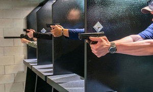 Mass Firearms School: $49for a Four-Month Range Membership with Free Unlimited Gun Rentals at Mass Firearms School ($140Value)