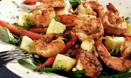 $22 for $40 Worth of Seafood and Drinks, Sunday Through Thursday at Seaside Grill