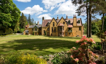 Scottish Borders: 3 or 4 Night Self-Catering Stay For Two or Four at Leithen Lodge