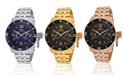 Invicta Men's Specialty Watches. Multiple Styles Available. Free Returns.