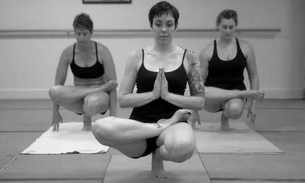 One Month of Unlimited Yoga Classes at Bikram Yoga Northampton (Up to 68% Off)