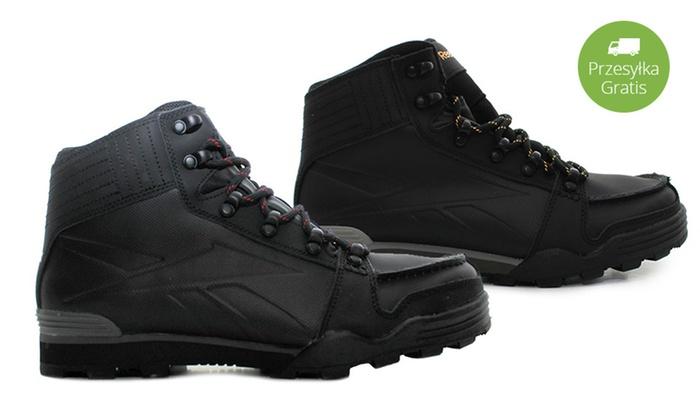 wspaniały wygląd Los Angeles świetna jakość Męskie buty Reebok Arctic Ready | Groupon