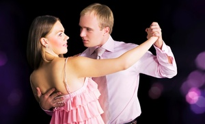 Olympic Ballroom Dance Studio: Two Private Dance Classes from Olympic Ballroom (65% Off)