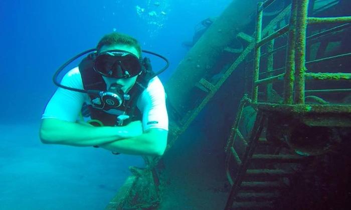 Learn Scuba With Paul-Davie - Multiple Locations: Scuba-Diving Certification at Learn Scuba With Paul-Davie (50% Off)