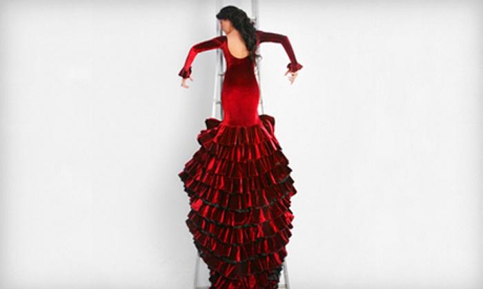 """María Pagés Compañía presents """"Autorretrato"""" - Sony Centre For The Performing Arts: María Pagés Compañía Presents """"Autorretrato"""" Flamenco Performance at Sony Centre on Saturday, March 30, at 8 p.m."""