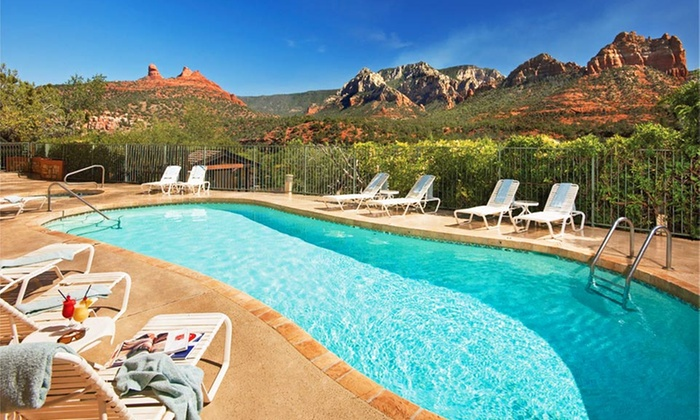 Orchards Inn - Sedona: Stay with Daily $25 Dining Credit at Orchards Inn in Sedona, AZ. Dates into June.