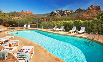Stay with Daily $25 Dining Credit at Orchards Inn in Sedona, AZ. Dates into June.
