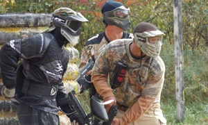 Action Paintball: Paintball Package at Action Paintball Park LLC (60% Off)