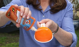 Pooch Smooch Bad-breath Eliminator For Dogs And Pooch Paste Refills