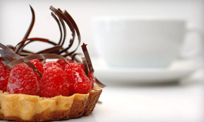 C.C Violin Patisserie & Café - West Vancouver: $15 for $30 Worth of Coffee and Pastries at C.C Violin Patisserie & Café