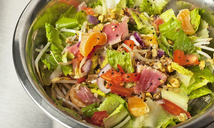 Endive Salads & Sandwiches - Galleria Village: $12 for $20 Worth of Healthy Cafe Food at Endive Salads & Sandwiches