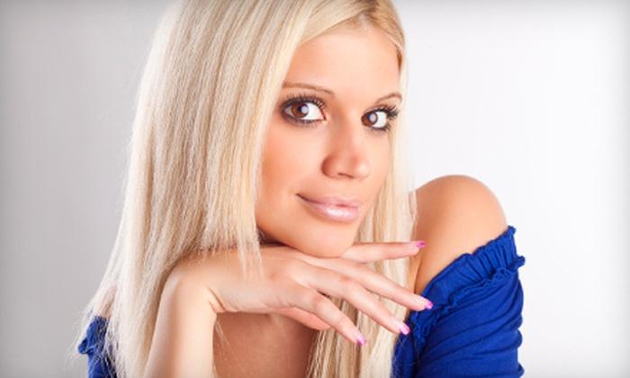 Spa Mia Bella - Maryville: Spa Facial, a Retinol Treatment, and a Spa Pedicure with Option for a Spa Manicure at Spa Mia Bella (52% Off)