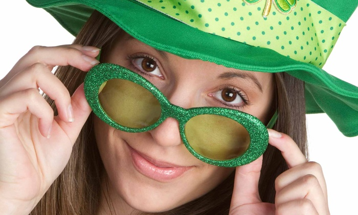 Lucky Fest - Modesto Centre Plaza: Pub Crawl for Two or Four from St. Patrick's Day Lucky Fest on March 15 (Up to 69% Off)