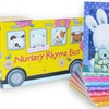 Children's Nursery Rhyme School Bus 8-Book Box Set
