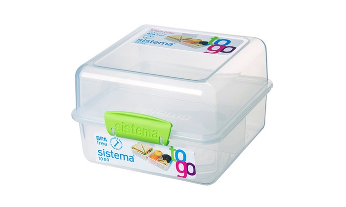 Sistema Lunch Box Container