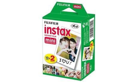 Fujifilm Instax Mini Film Pack (20-, 60-, or 100-Count)