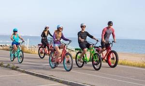 Pedego Solana Beach: $25 for a Full-Day Electric Bike Rental from Pedego Solana Beach ($45 Value)