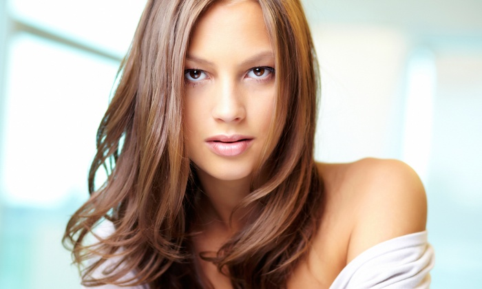 Beauty by Brit at Phenix Salon Suites - Westminster: Haircut and Conditioning with Option for Color or Highlights at Beauty by Brit at Phenix Salon Suites (50% Off)