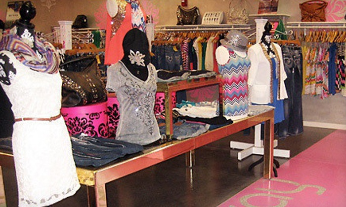 Runway Boutique - Papillion: Boutique Apparel and Accessories at Runway Boutique (50% Off). Two Options Available.