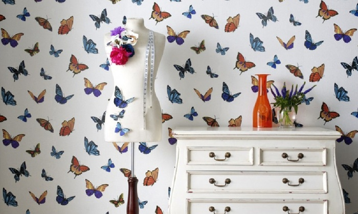 20 For 40 Voucher Towards Wallpaper Groupon Goods