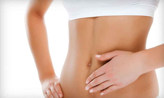 Hall Chiropractic & Wellness Center - Cherokee Hills: Three or Six Tummy-Toning Cosmetic Microcurrent Treatments at Hall Chiropractic & Wellness Center (Up to 66% Off)