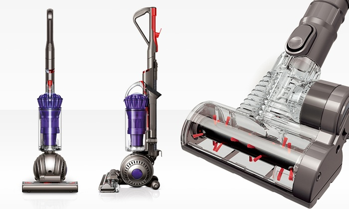 Dyson DC40 Animal Upright Vacuum Cleaner: Dyson DC40 Animal Upright Vacuum Cleaner (Refurbished).