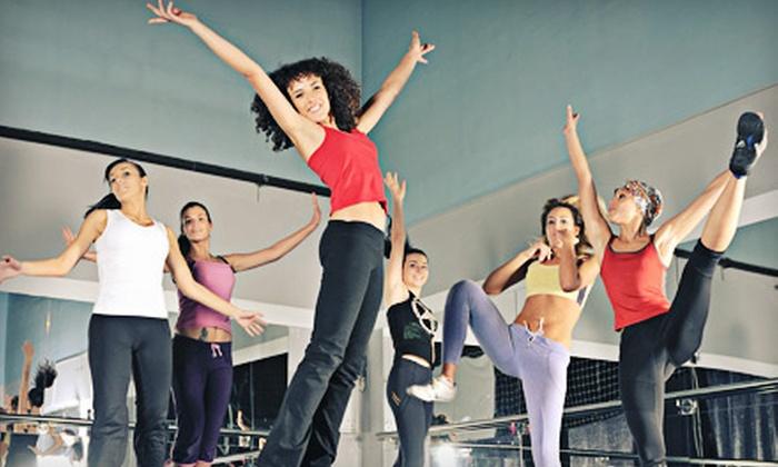 Tribeca Health & Fitness - Tribeca: 5 or 10 Zumba Classes at Tribeca Health & Fitness (Half Off)