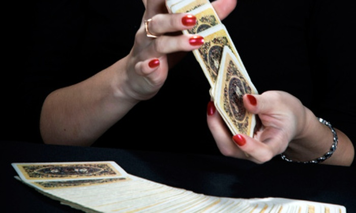 Psychic Solutions - San Diego: Palm Reading or Tarot-Card Reading at Psychic Solutions (51% Off)