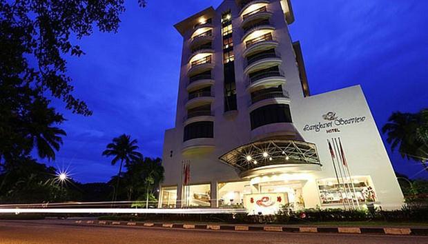 Langkawi: Langkawi Seaview Hotel 7