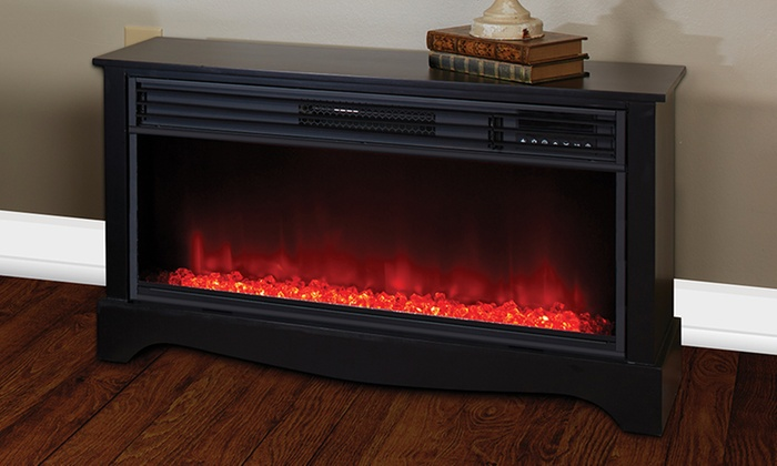 Lifesmart Infrared 36 Fireplace Groupon Goods