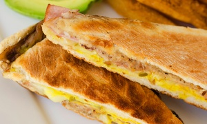Havana Delights Cafe: $8 for $16 Worth of Cuban Cuisine at Havana Delights Cafe