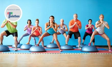 10 lezioni di fitness o ballo