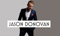 One Ticket to Jason Donovan & Rhydian Live, 29 July at Rhyl Outdoor Events Arena (Up to 7% Off)
