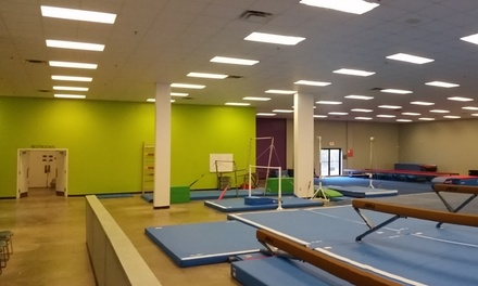Up to 50% Off Gymnastics Classes or Camps at Brussells Gymnastics