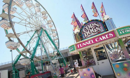 Two, Four, or Six Three Day Passes to the Denver County Fair – America's Craziest County Fair (Up to 37% Off)