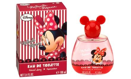 Minnie Mouse Eau de Toilette for Kids (3.4 Fl. Oz.)