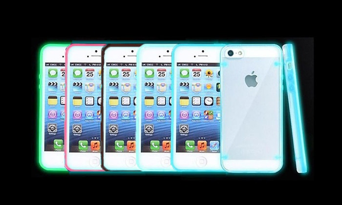 coque qui sallume iphone 6