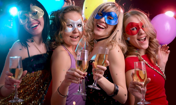 2014 New Year's Eve Masquerade Ball - Downtown Providence: General or Deluxe Admission Package to 2014 New Year's Eve Masquerade Ball (50%Off)