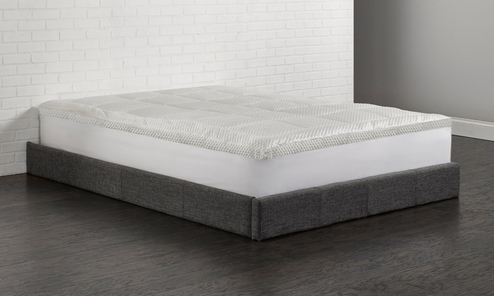 best sneakers fc769 d98e4 Exquisite Hotel Collection Arctic Chill Cooling Mattress Topper