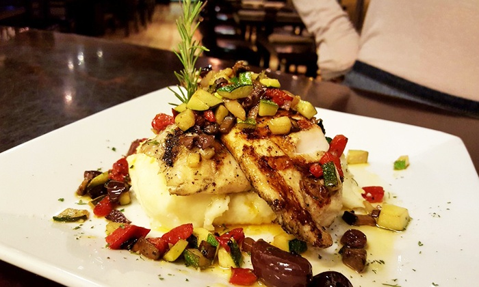 Café Bella - North Side: Fixed Menu Four-Course Meal for Two or Four at Café Bella (Up to 39% Off)