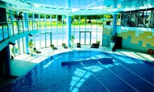 Toruń: pokój deluxe ze śniadaniami, basen, siłownia