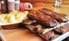 Butcher Bar - Astoria: Smoked Barbecue for Two or Four with Drinks & Dessert at Butcher Bar (Up to 55% Off)