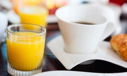 Desayuno a domicilio para 1 o 2 personas desde 19,90 € en La Mansión del Pan