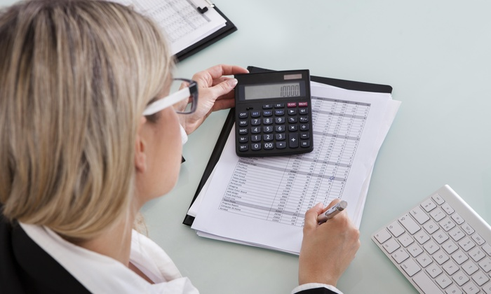 Bookkeeping Power Control - New York City: Tax Consulting Services at Bookkeeping Power Control (45% Off)