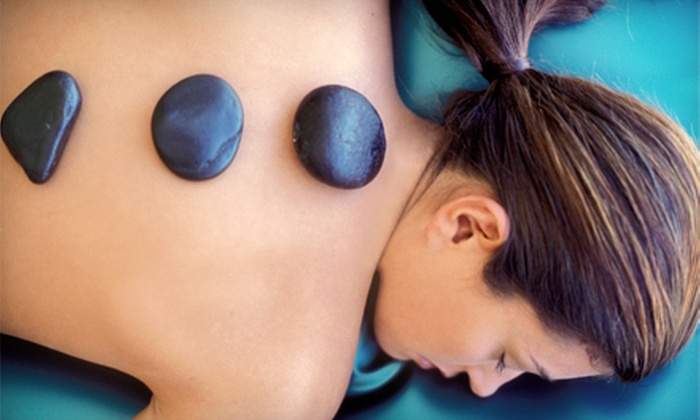 Beauty Palace - Astoria: Collagen Facial, Hot-Stone Massage, or Both at Beauty Palace (Up to 63% Off)