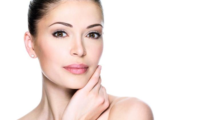Gryskiewicz Twin Cities Cosmetic Surgery - Burnsville: Venus Freeze Treatments at Gryskiewicz Twin Cities Cosmetic Surgery (Up to 75% Off). Four Options Available.