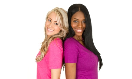 Tape-In or Beaded Weft Hair Extensions or Fusion or MicroRings Installation at Hair by Maia (Up to 60% Off)