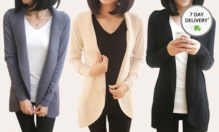Freedom Cardigan/Wrap: Freedom Cardigan/Wrap. Multiple Colors Available. Free Returns.